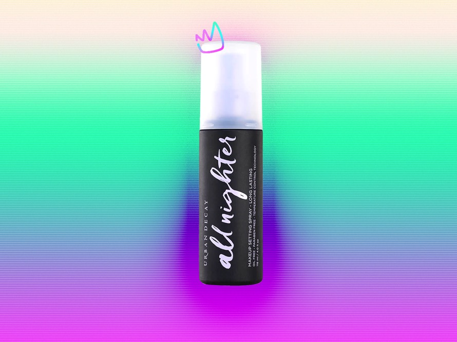 All Nighter Long Lasting Makeup Setting Spray