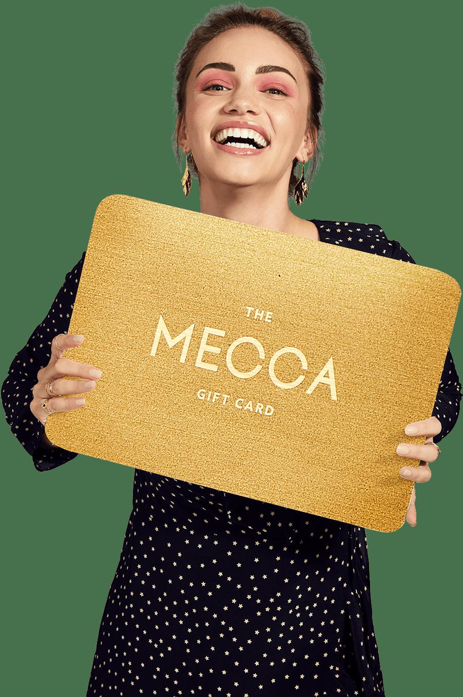 The MECCA e-Gift card